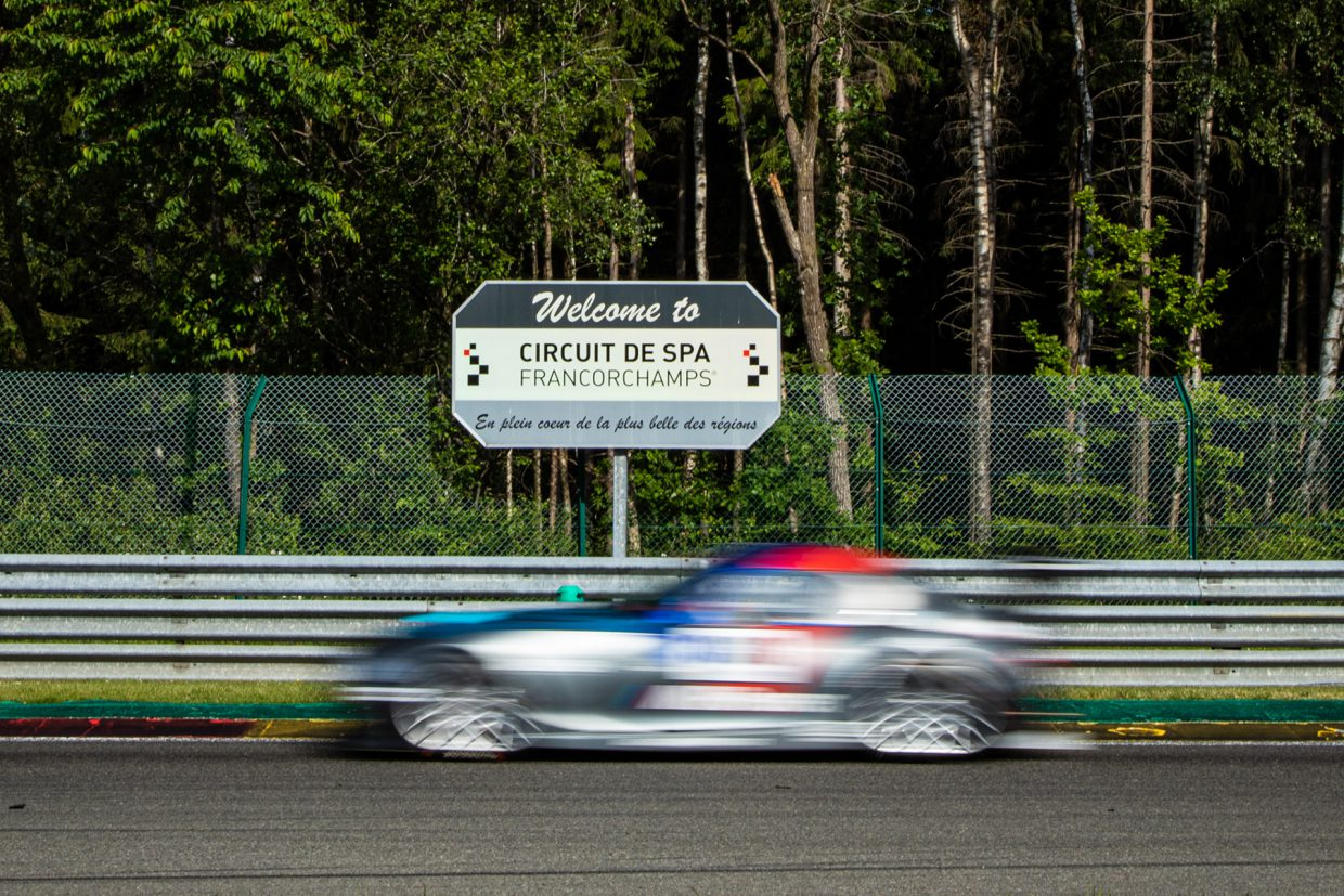Welcome to Spa Francorchamps